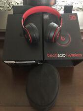 beats wireless headphones solo 3 used