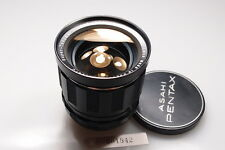 PENTAX SUPER TAKUMAR 35mm 1:2 m42 SCREW MOUNT W/CAPS L@@K