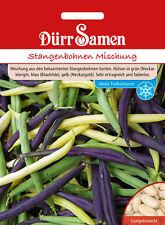 Dürr Stangenbohnen  Mischung Bohnen   SAMEN  ca. 100 Korn  Hülsenfrüchte 4350