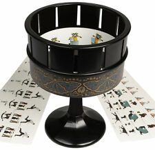 Zoetrope Animation seen in film The Woman In Black | Traditional Classic Toy