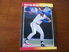 1989 Donruss  #204 George Brett Kansas City Royals
