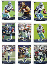 2013 Topps Dallas Cowboys Team Set Murray Tony Romo Dez Bryant Jason Witten 14