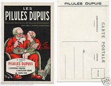 PUBLICITE.pilules DUPUIS.médicaments.médecine.advertiseur.pills.drug.