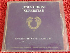 CD   Jesus Christ Superstar / Everything's Alright and Overture