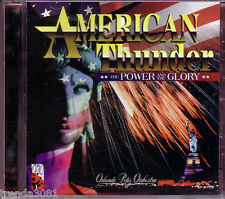 American Thunder Power and Glory ORLANDO POPS ORCHESTRA Classic Greatest Country