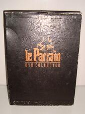 DVD LE PARRAIN COFFRET COLLECTOR 3 DVD + 1 BONUS