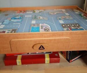 Activity Early Learning Centre original Train/Road play table