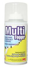 BEST Multi Fogger Self-emptying Aerosol fight insects Flies Mosquitoes