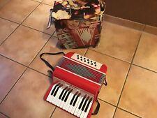 Akkordeon für Kinder / Bontempi Junior / Ziehharmonika / Quetschkommode