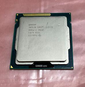 Intel Core i3-2130 3.40GHz Dual-Core SR05W Socket LGA1155 - Tested