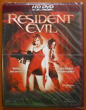 Resident Evil, HD-DVD 1080p (NO Blu-Ray) Audio:English & German, Sub:German, NEW