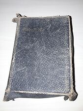 Antique holy bible containing old and new testament. Oxford University  press.