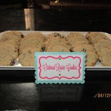 Aunt Jean's Oatmeal Raisin Cookies