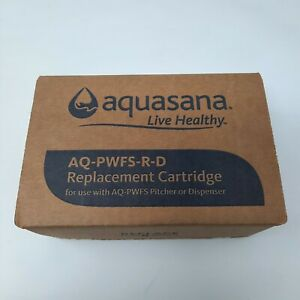 Aquasana AQ-PWFS-R-D Replacement Cartridge Filter Pitcher Dispenser AQPWFSRD