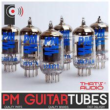 PreAmp PM GUITAR Tube RANGE >>12AT7 12AU7 12AX7 12AX7T 12AX7HG ECC81 ECC82 ECC83