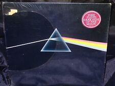 Pink Floyd Dark Side of the Moon Sealed 1973 Usa Vinyl LP W/ Posters & Stickers