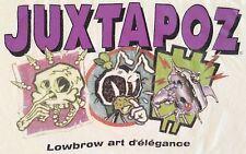 Juxtapoz Art Magazine T-shirt Robert Williams Rare Vintage Low Brow Art Adult XL