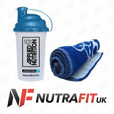 APPLIED NUTRITION SHAKER 700ml GYM TOWEL 99cm x 41cm cotton workout set
