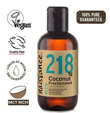 Naissance Coconut Fractionated Oil 100ml Perfect for moisturising and massage