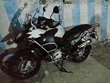 BMW R 1200 GS Adventure 2005 - 2012 Volcano design Saddle  cover Anti slide Blac