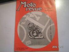 **b Moto Revue n°1364 Accessoires au salon de Paris / Les Triumph 1958