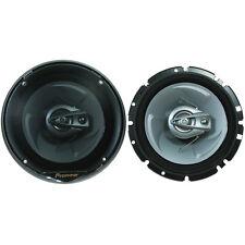 Pioneer TS-E1795 - Altavoces coaxiales para coche de 220 W (3 vías, 91 dB) 17 cm