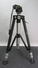 Vintage SLIK professional Design II 8E56 Fluid Head Movie Camera Tripod
