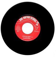"BARBARA MASON World In A Crisis / Give Me Your Love NEW MODERN SOUL 45 R&B 7"""