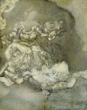 Salvador Dali ohne Titel, 1960 Poster Bild Kunstdruck 46,5x35cm - Portofrei