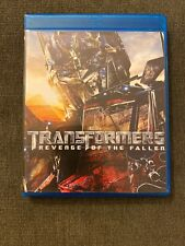 Transformers: Revenge of the Fallen (Blu-ray, 2009) Disc And Case Only