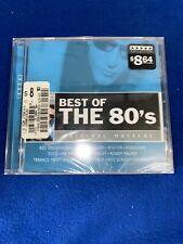 Various Artists : Best of the 80s, Original Masters 80s CD