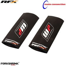 RFX FORKSHRINK UPPER FORK GUARDS OUTLINE RED WP LOGOS KTM SX SXF 125 150 250 350