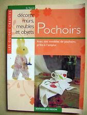 Livre Pochoirs pour décorer murs meubles objets /P4