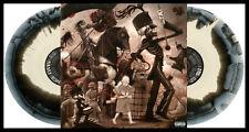 MY CHEMICAL ROMANCE Black Parade 2xLP on BLACK/WHITE SWIRL VINYL Color SEALED