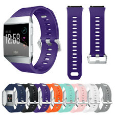 For Fitbit Ionic Silicone Watch Band Strap Rubber Replacement Bracelet Watchband