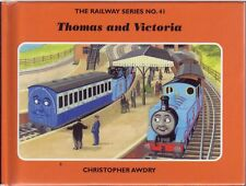 Thomas and Victoria by Christopher Awdry (Railway Series No 41)