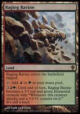 *MRM* FR Ravin Enrage / Raging Ravine MTG Worlwake