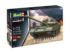 Revell 1/72 T-55AM/AM2B