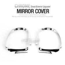 Side Mirror Chrome Cover Molding Trim K386 2P for KIA 2002-2005 Sedona Carnival