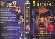 Horror VHS Films