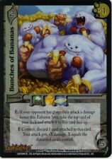 UFS CCG Darkstalkers Bunches of Bananas Foil Promo MINT