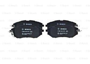 BOSCH Disc Brake Pad Set For SUBARU Forester Legacy IV V VI Outback 0986494679