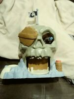 Disney's Jake and The Never Land Pirates Skull Island 2011 Mattel  Playset Only