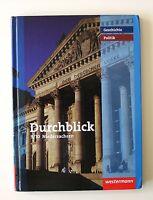 Durchblick Geschichte und Politik 9/10. Schülerband. Realschule. Niedersachsen (