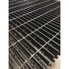 Bar Grating,Smooth,36In. W,1In. H 20125S100-C4