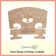 Aubert Bridge No 5 Prepared 4/4 Violin Maple Bridge  Made in France