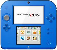 Nintendo 2ds: Blue With Mario Kart 7 Video Game