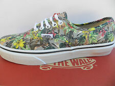 Vans Authentic Kenya Chaussures 40 Baskets Tennis Tropical Safari Neuf UK6.5