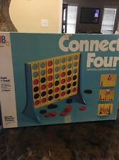 VINTAGE 1978 CONNECT FOUR VERTICAL CHECKERS-100% COMPLETE-VG TO EX CONDITION!