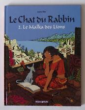 LE CHAT DU RABBIN - T2 : LE MALKA DES LIONS EO + T1 1ÈRE RÉÉD. - JOANN SFAR